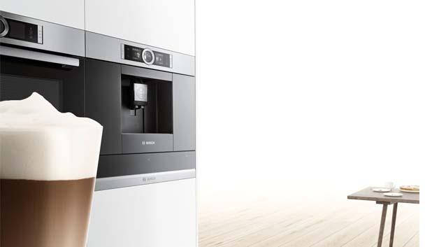 Vestavný kávovar Siemens CTL636ES1 - zabudování v lince